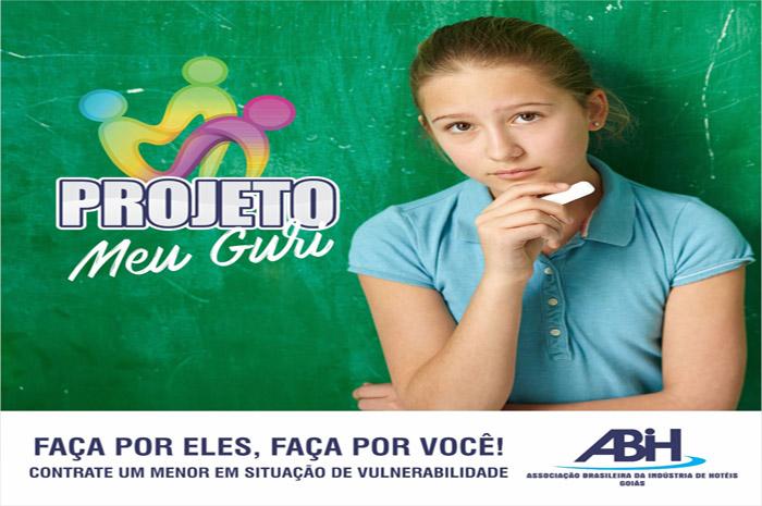 ABIH-GO inicia apoio a projeto de inclusão social