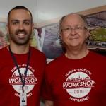 Raphael Magalhães e James Giacomini, da MMTGapnet