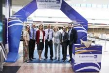 Copa Airlines passa a operar segunda frequência em Porto Alegre