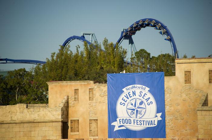 O festival do Seaworld Orlando foi confirmado entre fevereiro e maio