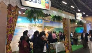 Ceará revela seus atrativos na maior feira de turismo da Colômbia