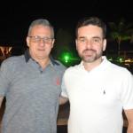 Wilson Marques e Fabio Timotheo, da FRT Operadora
