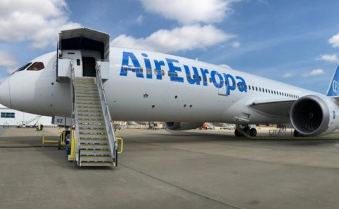 Air Europa terá voo direto para as Cataratas do Iguaçu em 2019