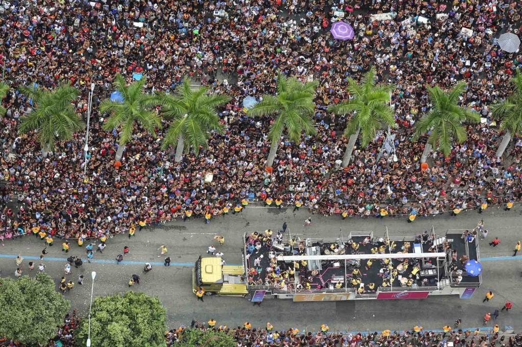 Rio de Janeiro lidera a lista, seguido por Porto Seguro (BA) e Natal (RN) (Foto: Fernando Maia/Riotur)