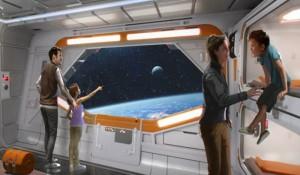 Disney revela detalhes dos quartos do novo hotel inspirado em Star Wars