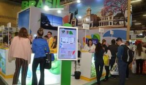 Embratur participa da Anato, feira de turismo da Colômbia