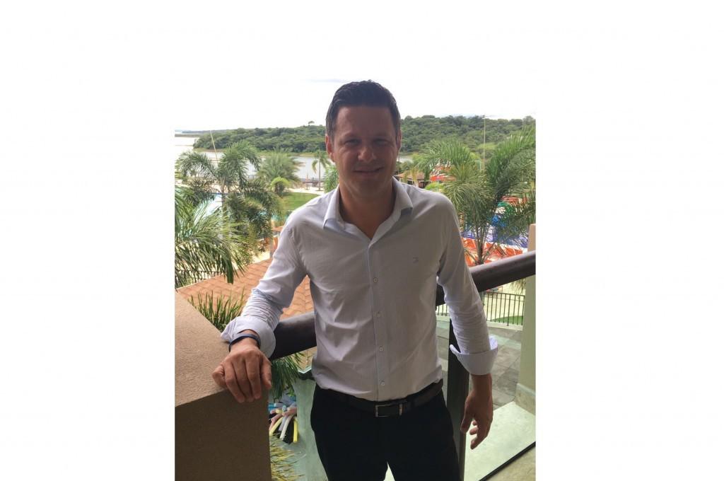 Tiago Cabau passou 14 anos na Atlantica e tem 17 anos de experiência em hotelaria