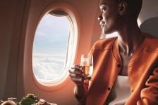 Gol revela novos vinhos e espumante a bordo de voos internacionais