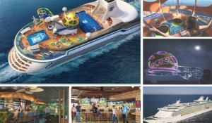 Royal Caribbean amplia oferta de mini cruzeiros no Caribe com Marine of the Seas