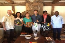 Festuris: Embaixadores da Jordânia e Costa do Marfim visitam Gramado e Canela