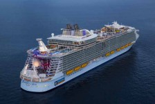 Symphony of the Seas assume posto de maior navio do mundo nesta sexta (23)