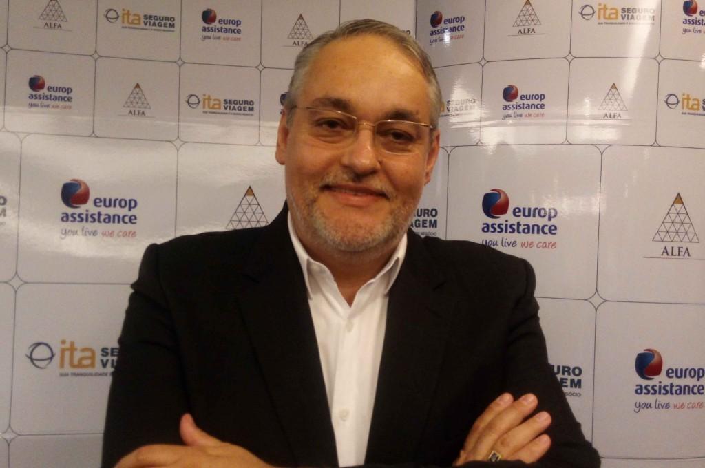 Executivo foi apresentado como novo CEO da ITA