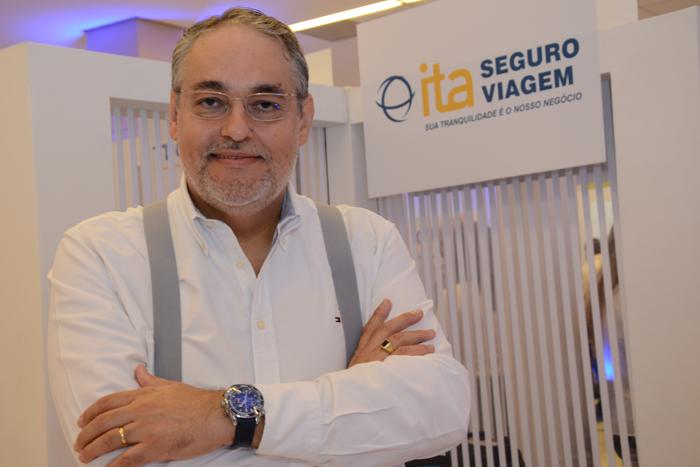 Agnaldo Abrahão deixa ITA após passagem de 11 meses