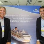 Alex Calabria e Vinicius Freitas, da Costa