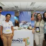 Carlos Henrique, Josy Ribeiro, Ana Claudia e Bibliana Vivaz, de Foz do Iguaçu