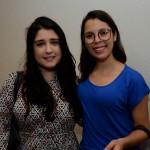 Carolina Casimiro, da Prime, e Aline Paschoal, da Interpoint