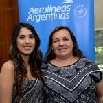 Caroline Garcia e Fabiana França, da Ambiental Turismo