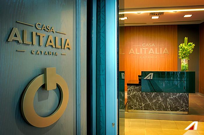 Casa Alitalia Catania Divulgação