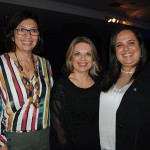 Cicera Silva, Tryp by Wyndham Guarulhos , Emiria Bertino, da Nobile, e Renata Linhares, do Nobile Suites Gran Lumni no Acre