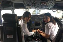 Durante esta semana, Gol terá voos com tripulação 100% feminina