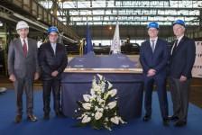 Regent Seven Seas inicia construção do Seven Seas Splendor