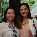 Cristina Mayumi e Michelle Nedelciu, da Raidho