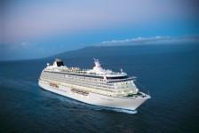 Crystal Cruises cancela saídas do Symphony, Serenity e Esprit em 2020