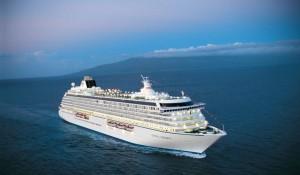 Crystal Cruises retoma operações nas Bahamas em julho