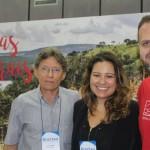 Equipe de MG com Daniel Marques, Fernanda Lacerda e Lucio Ribeiro