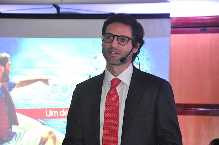 Felipe Jaramillo, presidente da Procolombia