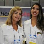 Flávia Schimdt e Samira Barroso, da Hertz