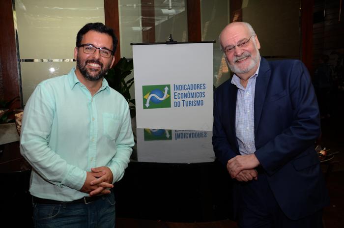 Glauber Santos e Marciano Gianerini Freire