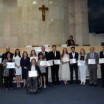 Homenagem da Câmara Municipal de SP, a vereadora Adriana Ramalho e o Instituto Global de Desenvolvimento Econômico e Social