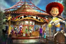 Confira o que esta por vir no novo Pixar Pier