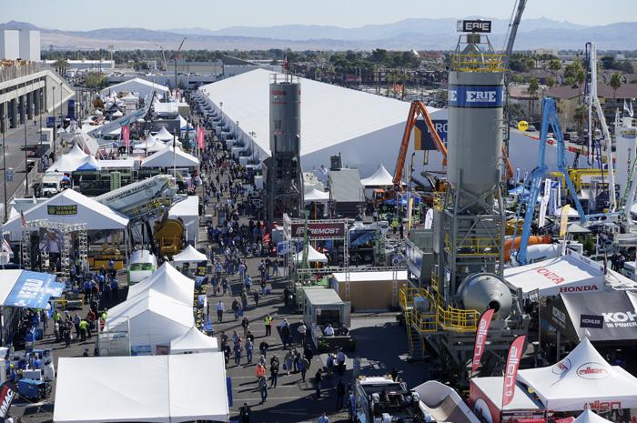 espaço de exibição no Las Vegas Convention Center (Foto: Sam Morris/Las Vegas News Bureau)