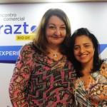 Magda Nassar, presidente, e Monica Samia, CEO da Braztoa