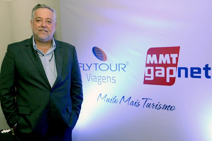 Michael Barkoczy, presidente da Flytour MMT Viagens