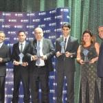 Na categoria Internacional os vencedores foram Lobotur, World Tour, Afra Operadora, Excellertour e Millenium e receberam o prêmio de Marco Cardozo, da MSC
