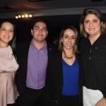 Natália Dornas, Diego Garcia, Roberta Meyer e Michele Tavares, da Nobile