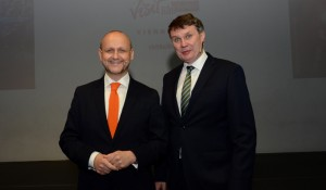 Berlim e Viena realizam encontro em SP e celebram resultados; veja fotos