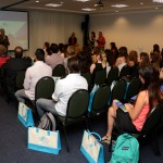 Operadores durante o evento do Turismo de Seychelles