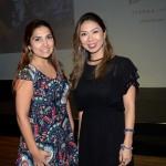Priscila Forte e Ana Taquecita, da New Age