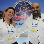 Renata Oliveira e Leonardo Peciauskas, do Beto Carrero