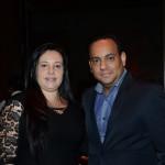 Rosilene Vieira, da Classic Viagens, e Josué Silva, da Aviareps