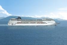 MSC Armonia terá Miami como porto de embarque para roteiros até Cuba