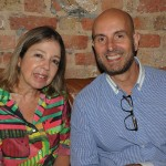 Sandra Barradas, da ACV Air, e Carlos Franca, Staff One Tours