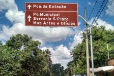 Belo Horizonte instala novas placas de sinalização turística