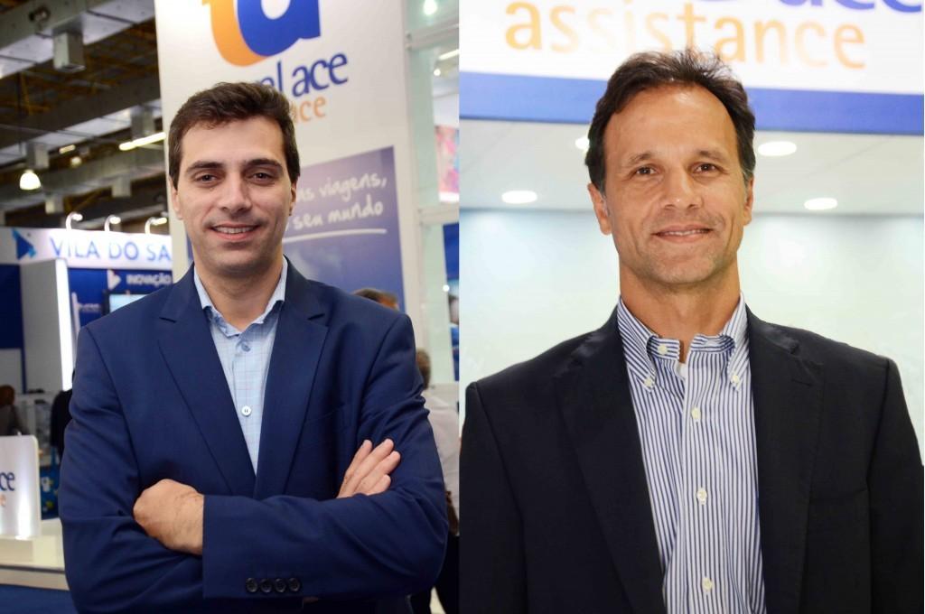 Federico Siri e Roberto Roman, presidente e vice Travel Ace