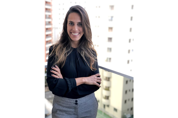 Vanessa Esteves: nova gerente nacional de vendas corporativo da GJP Hotels & Resorts