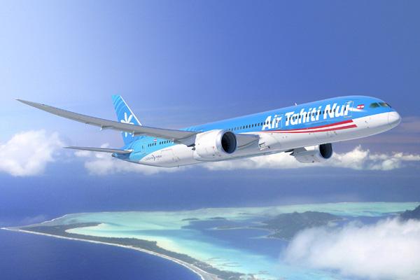 Air Tahiti Nui 787-9 Artwork K66330